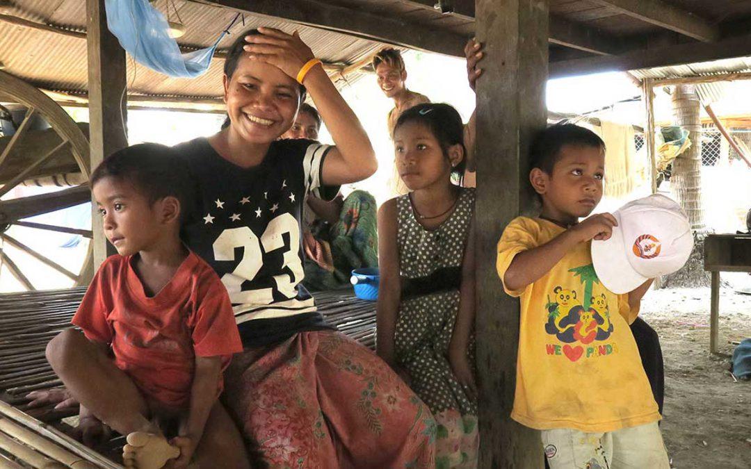 Successfuldt arbejde i Cambodja