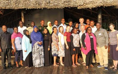 The promising cooperation with SOS Children's Villages unfolds in East Africa