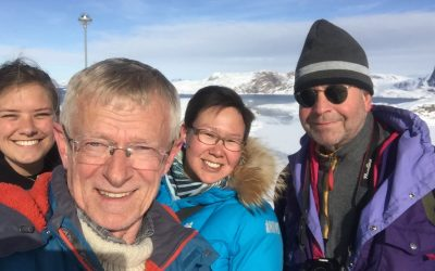 Fairstart on Research Trip in Greenland