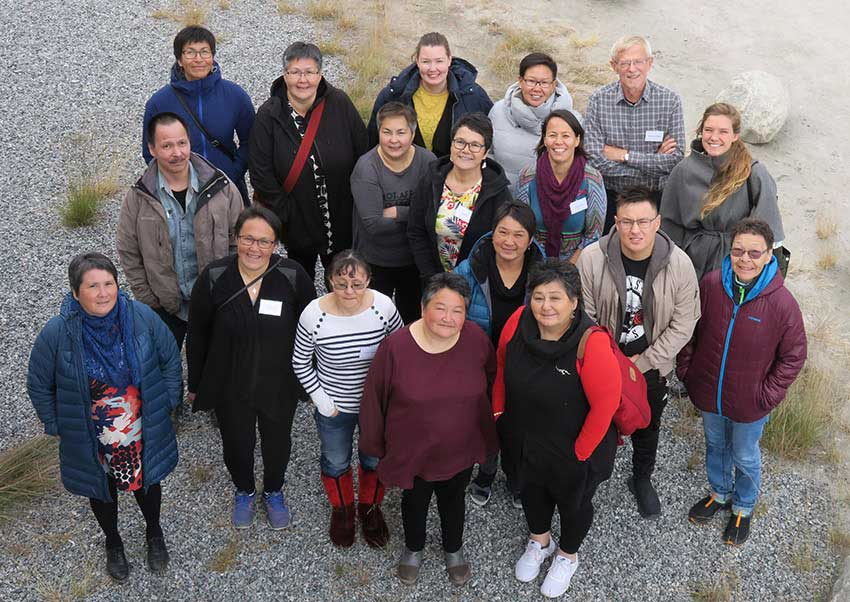 De første 17 grønlandske instruktører er i gang med tværfaglig onlineuddannelse