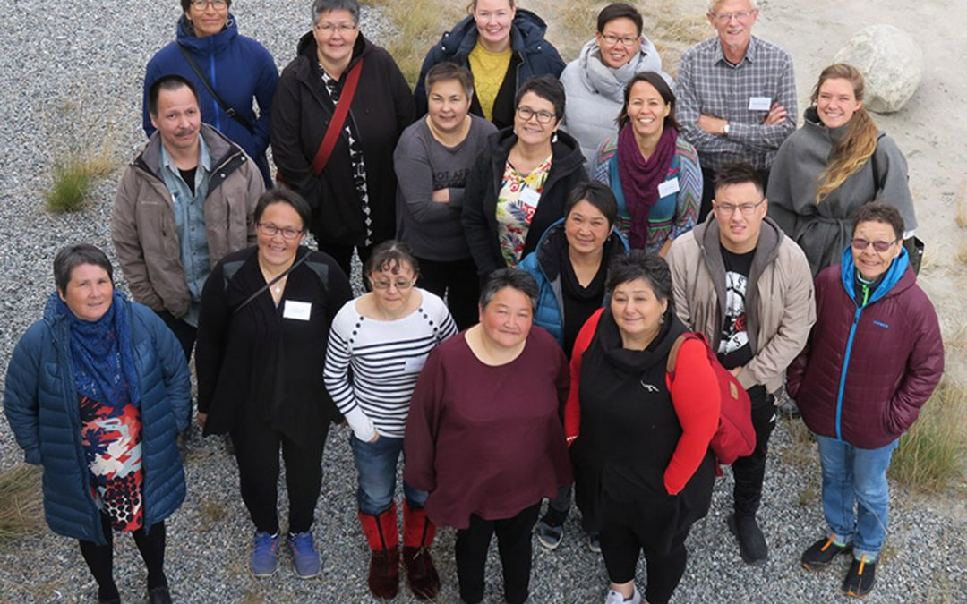 17 instructors in Greenland have started their online education