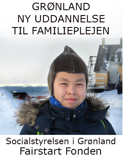 Frugtbart samarbejde med Socialstyrelsen i Grønland