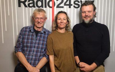 """Hør Niels Peter Rygaard fortælle om tilknytning i radioprogrammet """"Forældreintra"""" på radio24syv"""